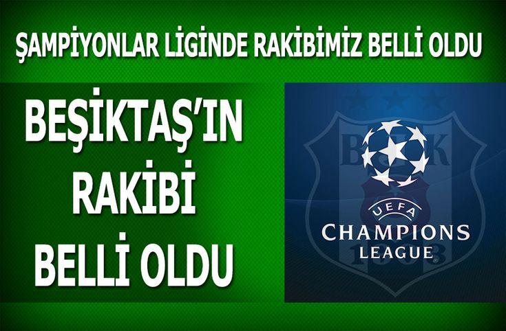 Beşiktaş'ın rakibi belli oldu - Ülkemizi UEFA Şampiyonlar liginde başarı ile temsil eden Beşiktaş'ın bir sonraki turda karşılaşacağı takım kura çekimi sonrasında belli oldu.  Tarihinde ilk kez Şampiyonlar Ligi gruplarından çıkan Beşiktaş, grubunu lider olarak tamamladığı için son 16 turu kura çekimine seri başı olarak katılma h - http://bit.ly/2BSIXqY