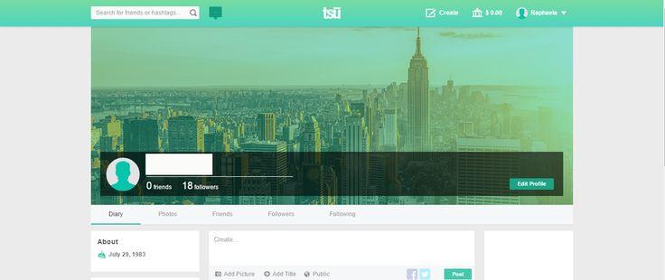 vivy's moda: Tsu:Nova rede social que paga pelos seus post!