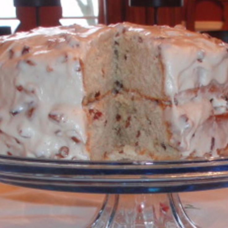 Butter Pecan Cake You Might Like