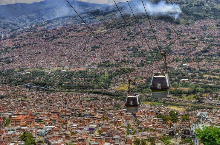 """Fotoviaje: Medellín, Antioquia, Colombia. Día 10 """"Conociendo ..."""