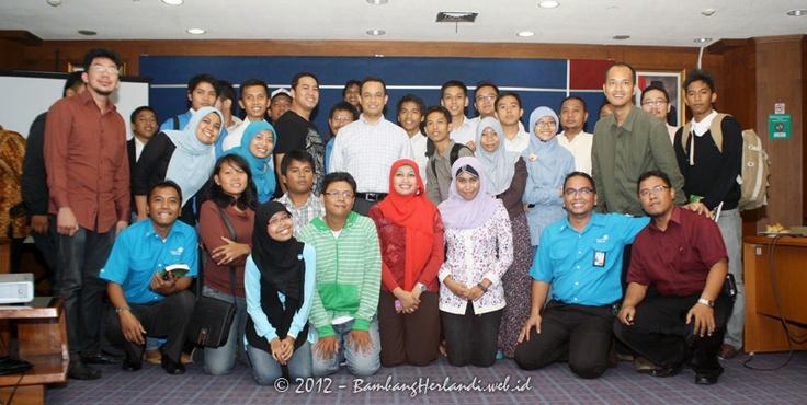 Anies Baswedan for Optimisme Indonesia
