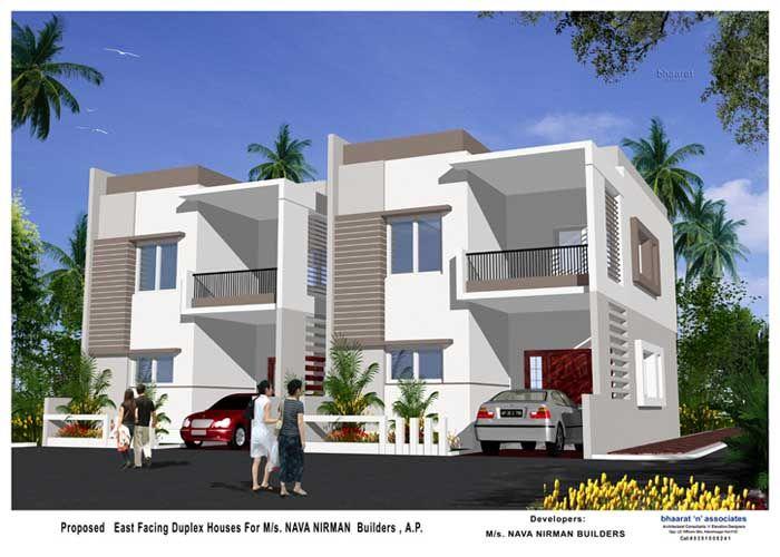 Duplex House Designs In Hyderabad