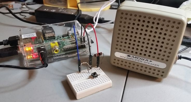 Speech Synthesis on the Raspberry Pi | Adafruit Learning System A very usefull and easy project. Can be merged into other projects
