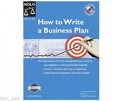 $3.50 - If you are a biz start-up novice and aren't sure what you need to do to get your thoughts out of your head and onto paper in a logical, well-organized manner...you need this book. If you have a business plan to write and think you might get hung up on the finance section...you need this book. If you have an idea for a business and don't know what to do next...get this book.