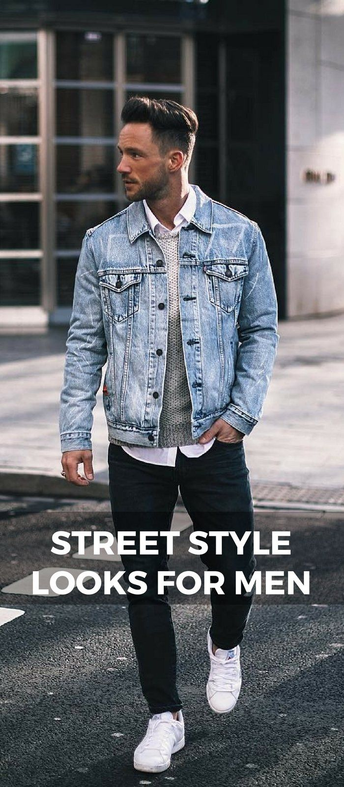 men s fashion tips. 11 Coolest Street Style Looks To Try Now – LIFESTYLE BY  PS 4ba7dc15d3e6