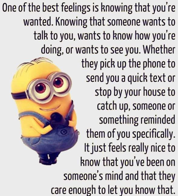 Minion Quotes on Love (7 Images) | Minions Only