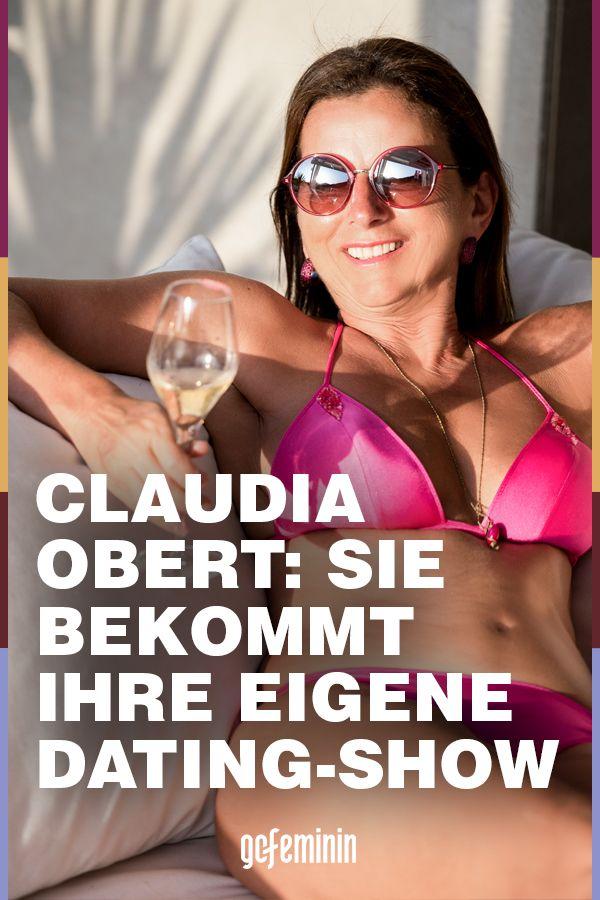 Tv Hammer Claudia Obert Bekommt Ihre Eigene Dating Show Fitness Challenge Abnehmen Tipps