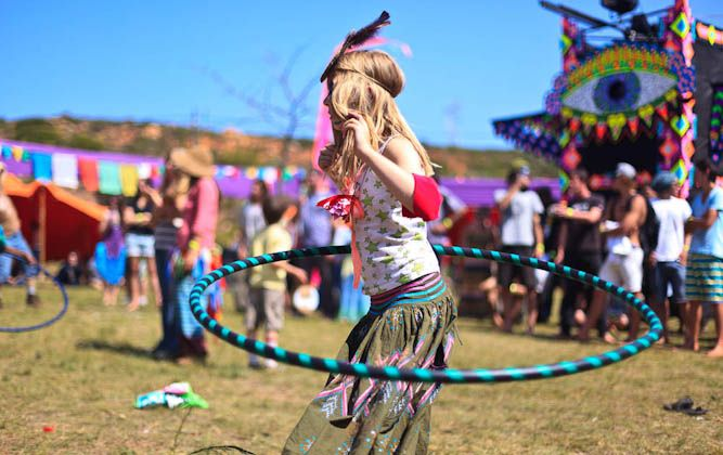 Earthdance Cape Town by Mallix