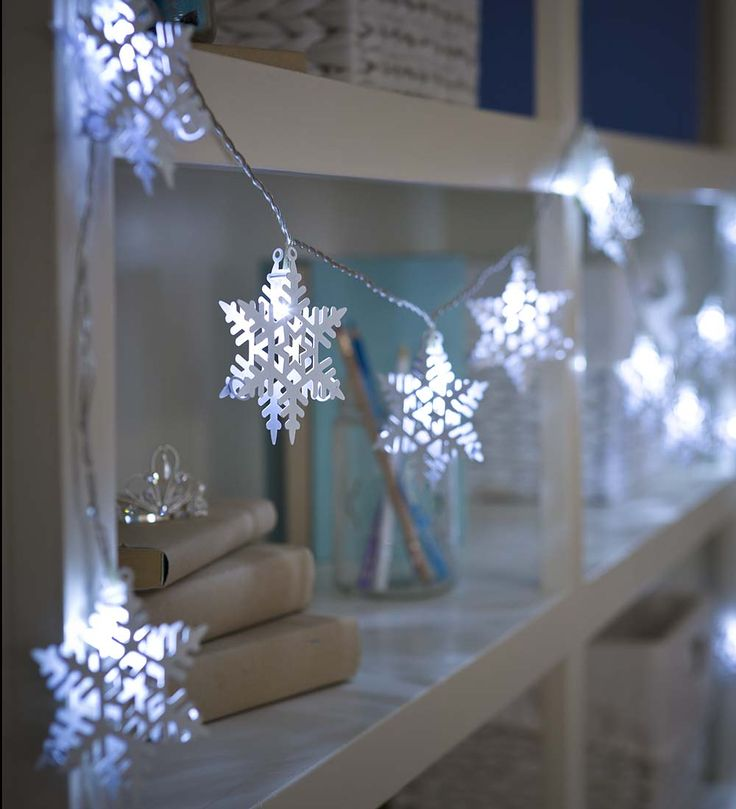 Hearthsong String Lights : 25+ unique Snowflake lights ideas on Pinterest Wood snowflake, Snow flakes diy and Dyi snowflakes
