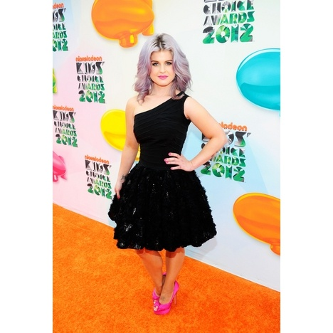 Kelly Osbourne: Purple Hair, Hair Colors, Red Carpets, Kelly Osbourne, Kids Choice, Choice Awards, Kelly Osborne, The Dresses, Lilacs Hair