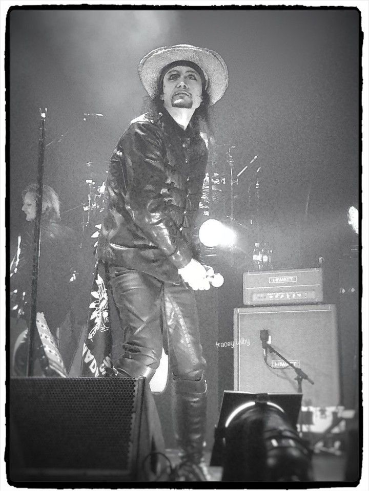 Adam Ant ANThems tour 2017 Roundhouse, London