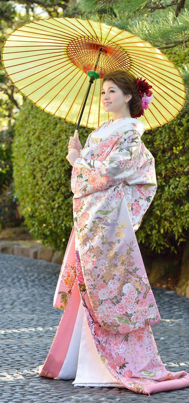 17 Best ideas about Wedding Kimono on Pinterest ...