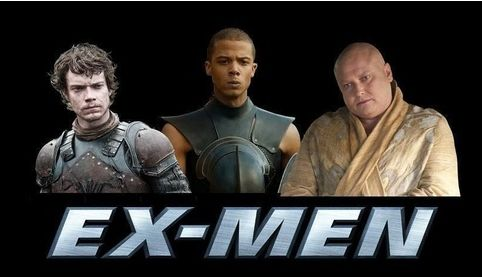 ex-men #gameofthrones