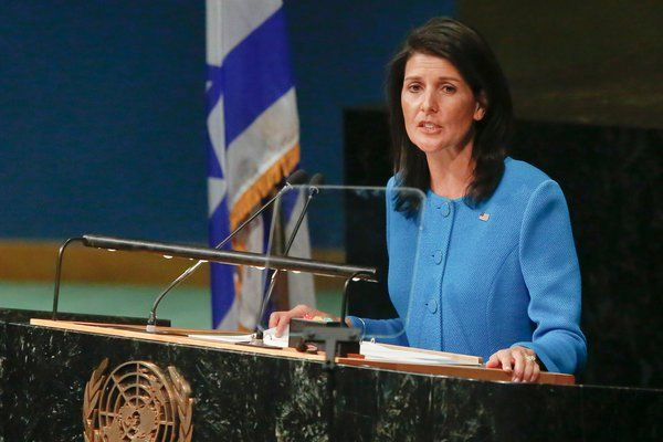Nikki Haley Calls United Nations Human Rights Council 'So Corrupt' - NYTimes.com