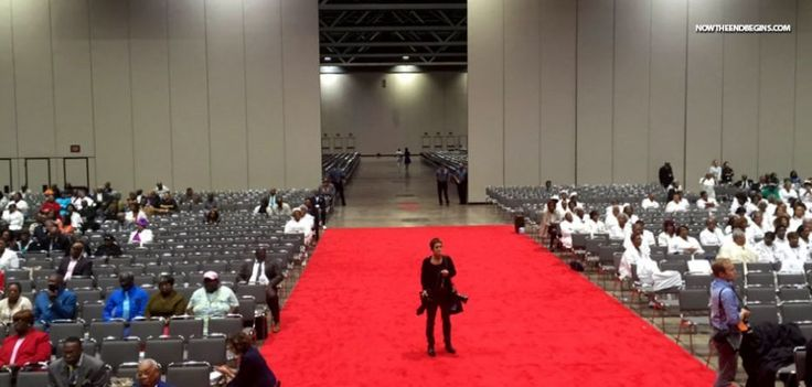 THOUSANDS OF EMPTY SEATS AT LATEST HILLARY SPEECH SIGNALS BEGINNING OF THE END FOR CAMPAIGN