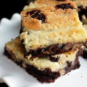 Chocolate Pecan Bayou Brownies