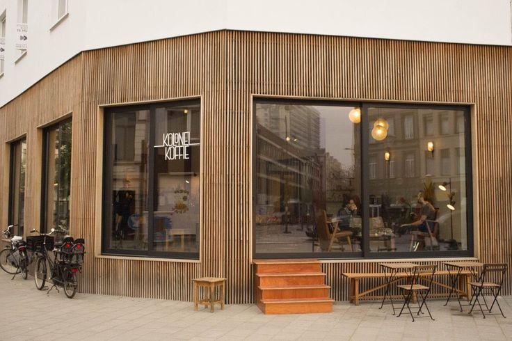 Kolonel Koffie - Antwerpen - Montignystraat 51