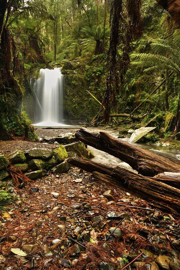 Mariners Falls, Otway Ranges National Park, Victoria, Australia