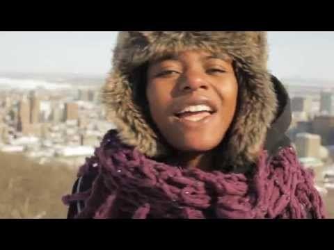 "Tamara Weber-Fillion ""Love In The Snow"" - YouTube"