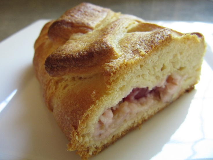 Cherry Cream Cheese Coffee Cake | Recipe