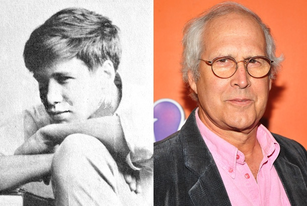 Chevy Chase Then