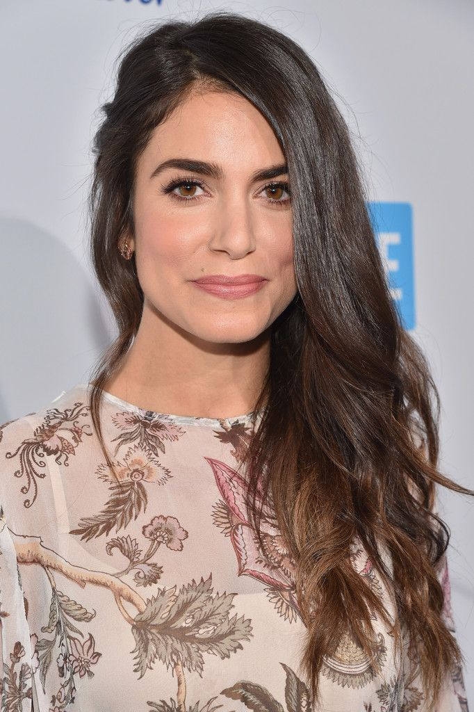 Nikki Reed Side Sweep                                                       …
