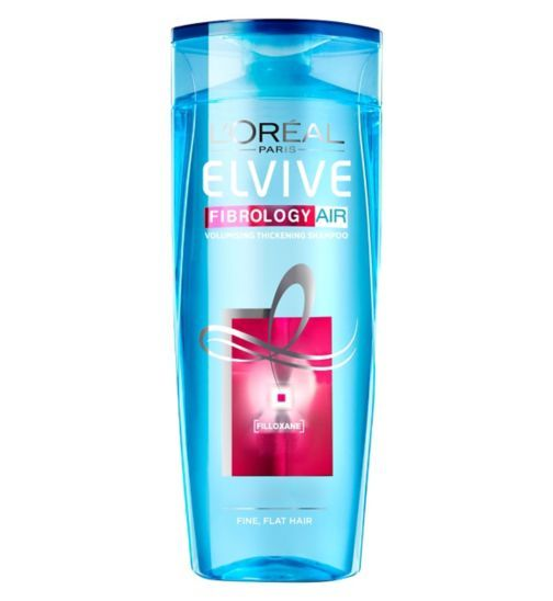 LOreal Paris Elvive Fibrology Air Shampoo 400ml - Boots