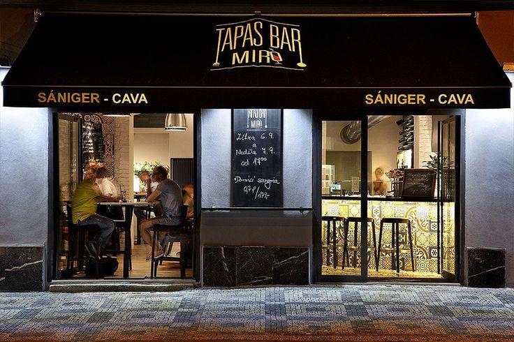 Tapas Bar Miró Praha - galerie jídel španělské restaurace