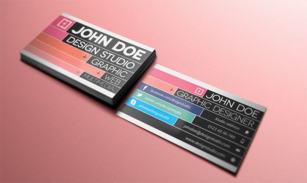 awesome business card ideas google search fonts graphics