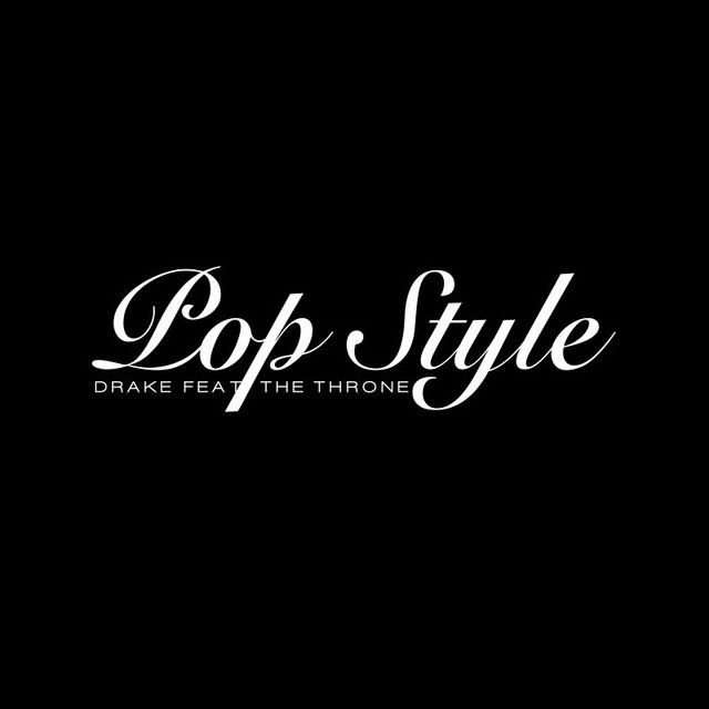 """Kanye West and Jay Z have reunited as The Throne on the new Drake song """"Pop Style."""" It's one of two brand new songs, presumably fromViews From The 6, that D..."""