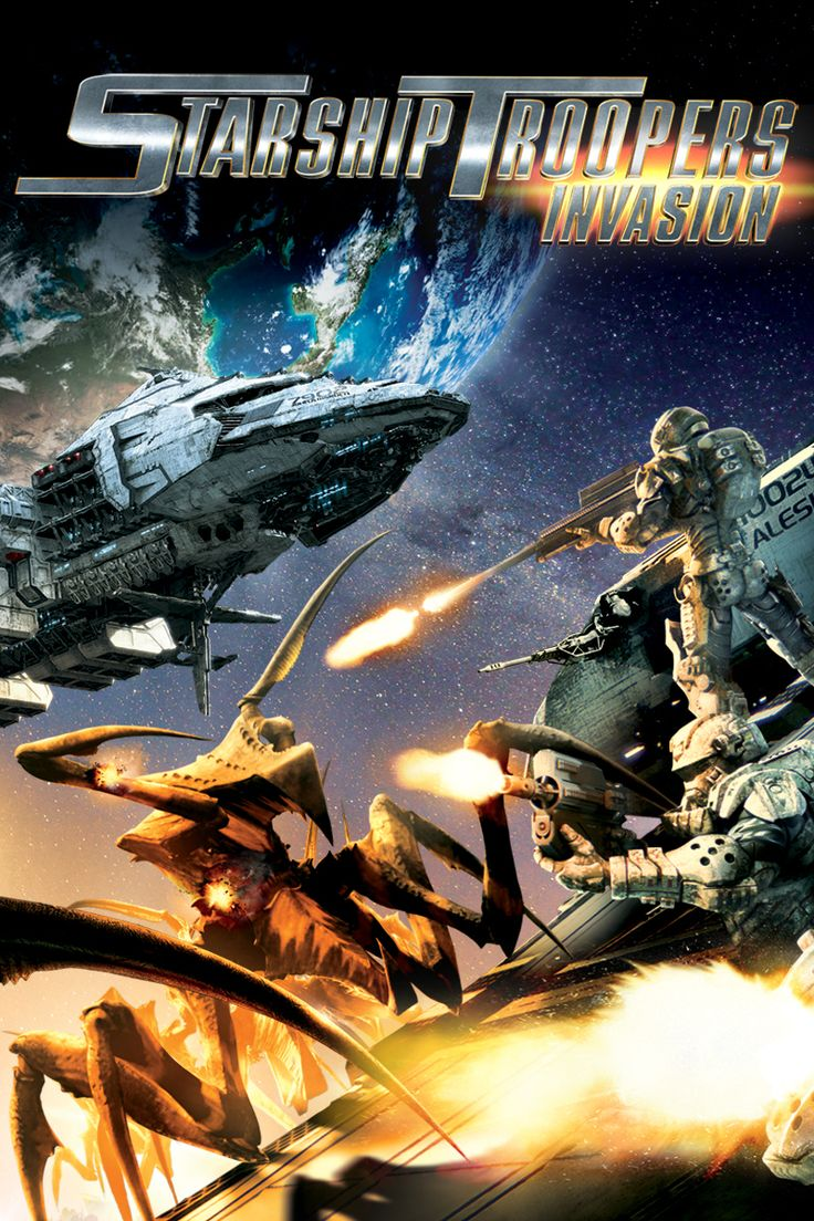 Starship Troopers : Invasion Full Movie Click Image to Watch Starship Troopers : Invasion (2012)