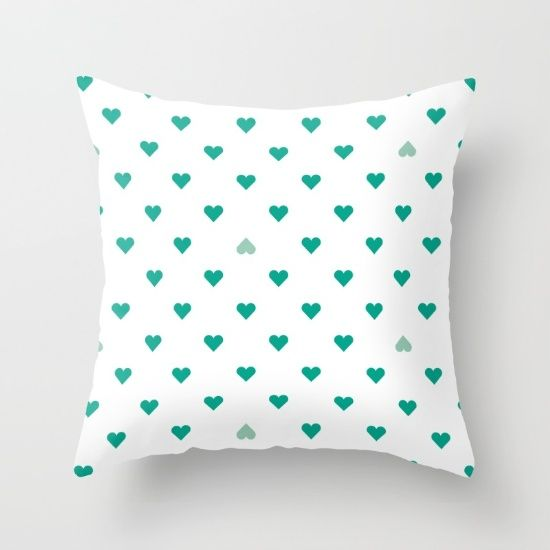heart pillows for valentine's day