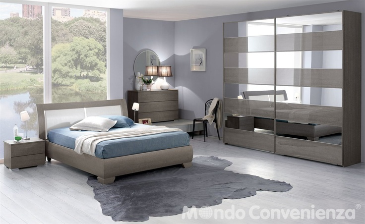 EQUILIBRIO ZEN - Camere da letto Moderna Orizzonte - Mondo ...
