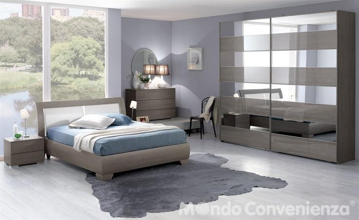 Equilibrio zen camere da letto moderna orizzonte mondo convenienza la nostra forza il - Camere da letto matrimoniali mondo convenienza ...