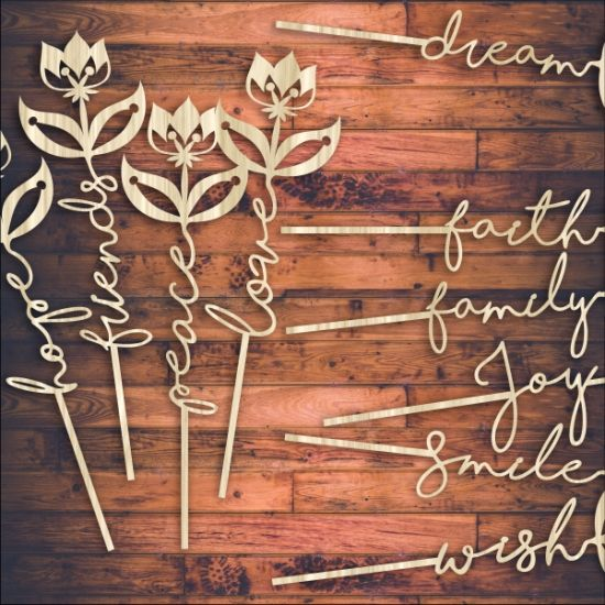 Follow this board,, there is more Template, laser cut word flowers. https://za.pinterest.com/cut_templates/laser-woord-flowers-templates-cut/ Laser cut word flowers are a new great fresh modern idea. Use it for interior decor, paper, hardboard, kids room,  scroll saw patterns, Download vector file, use your favorite editing program to scale this vector to any size. You can add and remove elements or personalize the design. All tested. Free designs every day. Pay with PayPal and other.