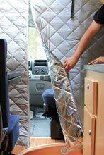Fiamma Thermo Wall Ducato, panel van insulation
