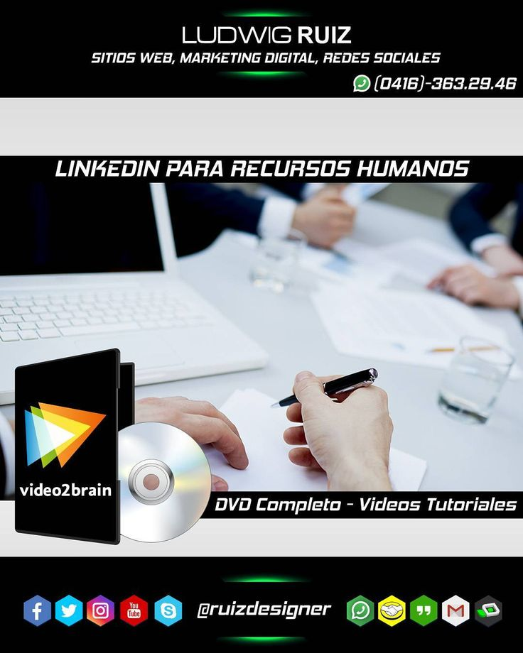 CONTENIDO DEL CURSO: .  01.- Por qué usar Internet y LinkedIn para Recursos Humanos.  02.- Internet y Redes Sociales entrategia en Recursos Humanos.  03.- Consumo de medios dentro de Recursos Humanos.  04.- Qué es LinkedIn y cómo usarlo en los Recursos Humanos.  05.- Importancia de LinkedIn en la gestión de Recursos Humanos.  06.- Uso de LinkedIn para realizar gestiones de Recursos Humanos.  07.- Mitos y prejuicios en torno a LinkedIn como superarlos.  08.- LinkedIn y la estrategia de…