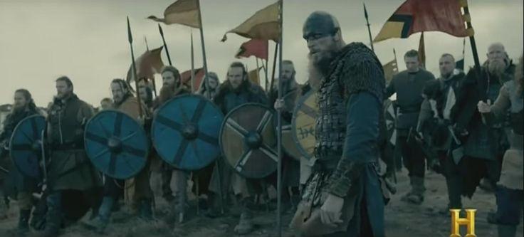 History's 'Vikings,' Season 4, Part 2, Episode 18, Revenge, Floki and the Great Heathen Army