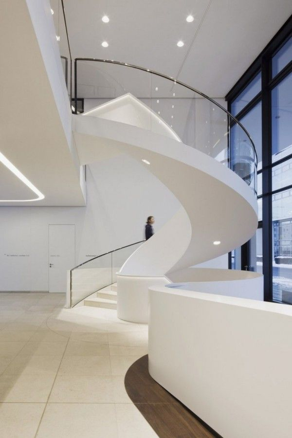 Best 25 round stairs ideas on pinterest modern stairs for Round staircase designs interior