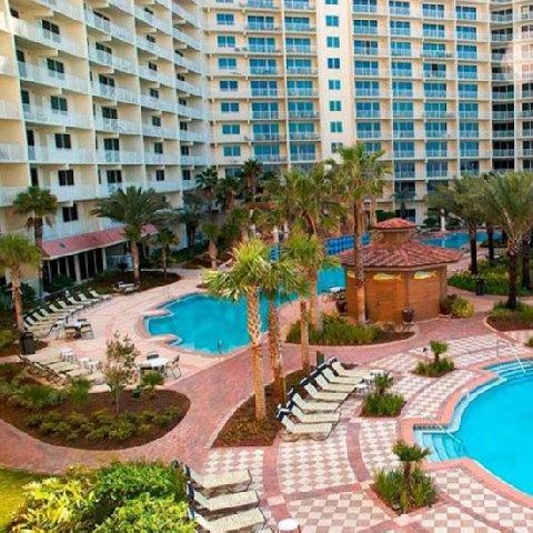 Wyndham Emerald Beach Resort & Spa Panama City, Florida  15 hrs. 55 minutes