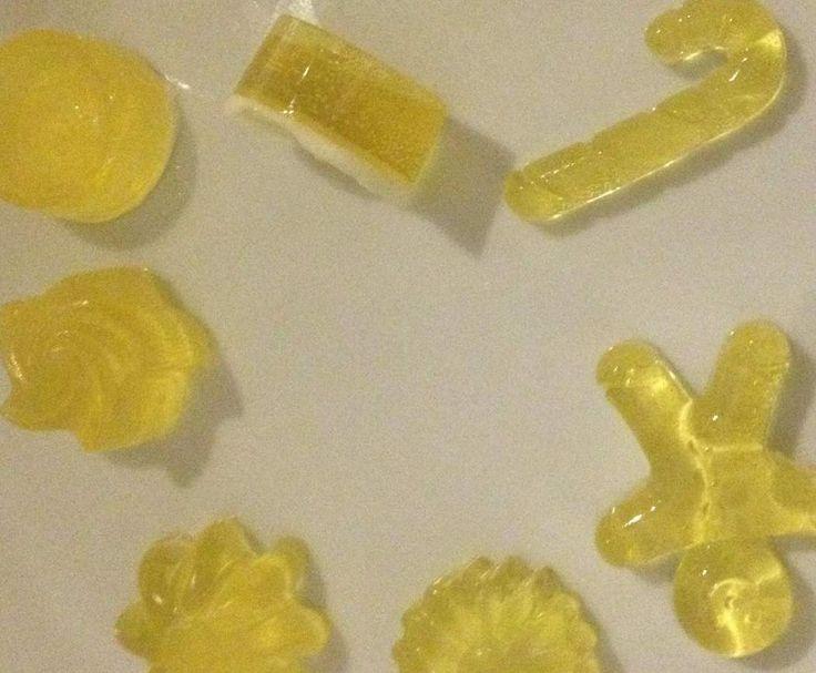 Rezept Schnupfenwichtel (Nase-frei-Gummidrops) von Ingrid1706 - Rezept der Kategorie Grundrezepte