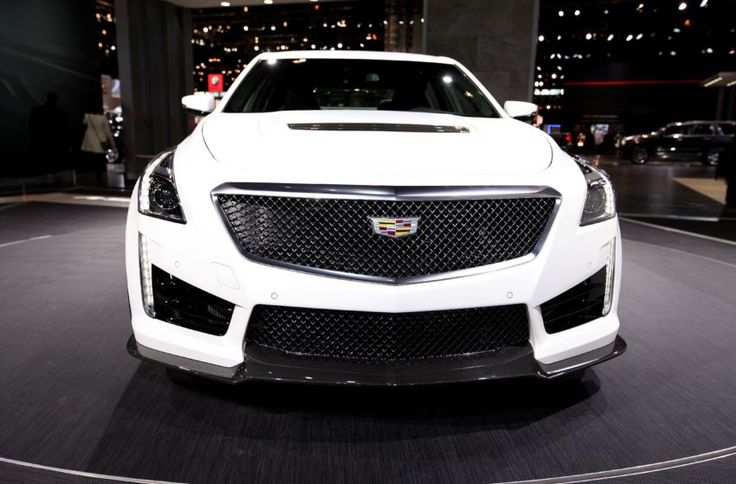 This Cadillac CTS-V Carbon Black Edition Is A Japan-Only Affair