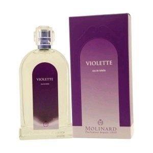 Violette for Women By Molinard Eau-de-toilette Spray, 3.4-Ounce (Misc.)