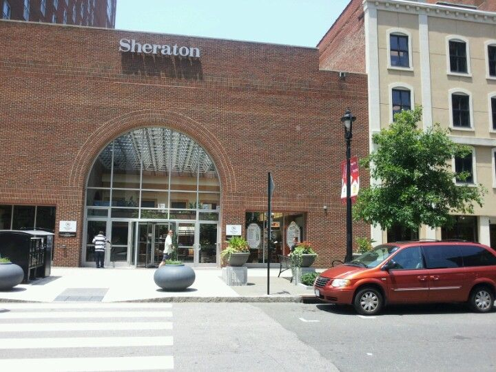 Sheraton Raleigh Hotel in Raleigh, NC