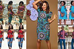 LATEST ANKARA STYLES FROM INSTAGRAM