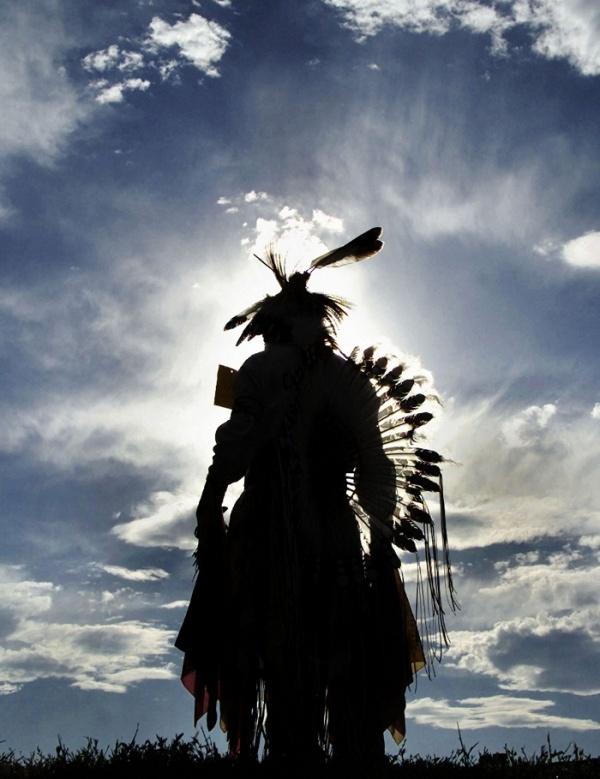 Oglala Sioux Warrior