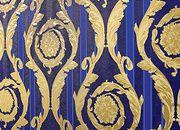 Raumbild 2 Versace Tapeten - Barocco and Stripes AS CREATION Une sélection de la rédaction de www.source-a-id.com