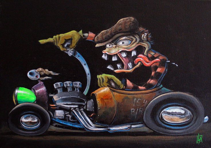 Original Art /Acrylic on canvas 35cm X 25cm