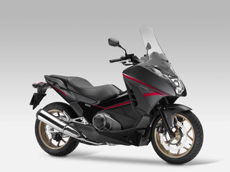 Honda NC750D 2014 http://www.hondamotovalencia.es  Concesionario oficial Honda valencia
