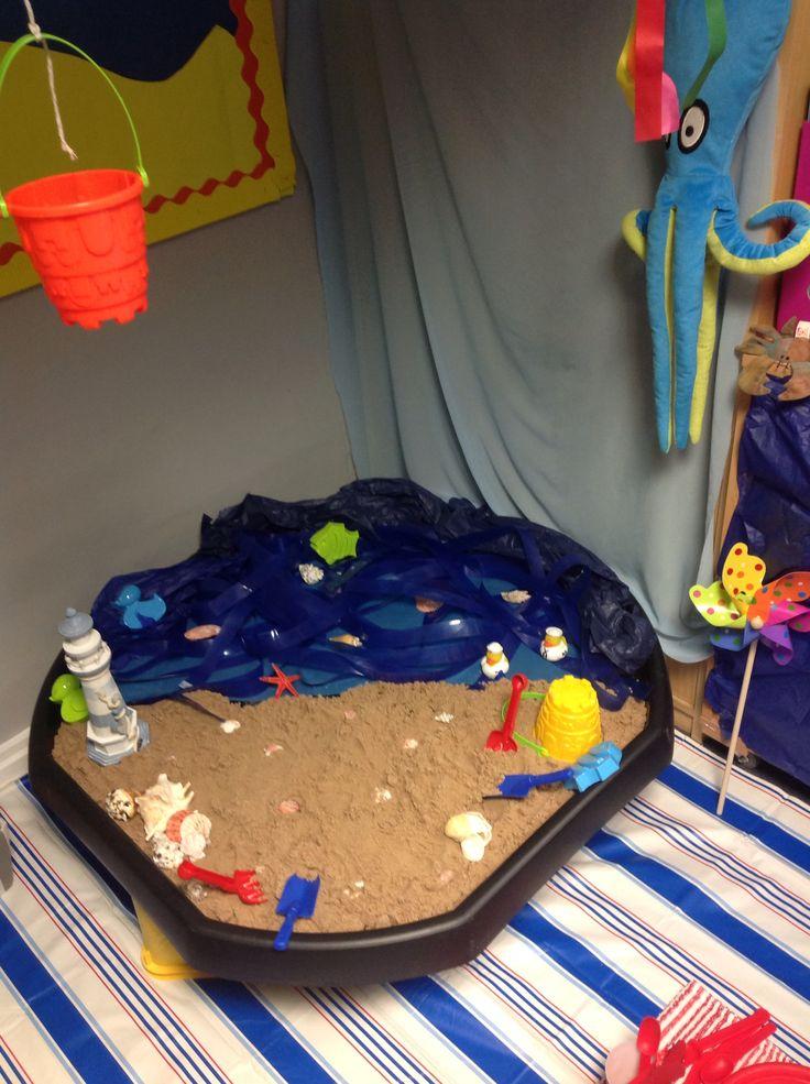 Seaside small world